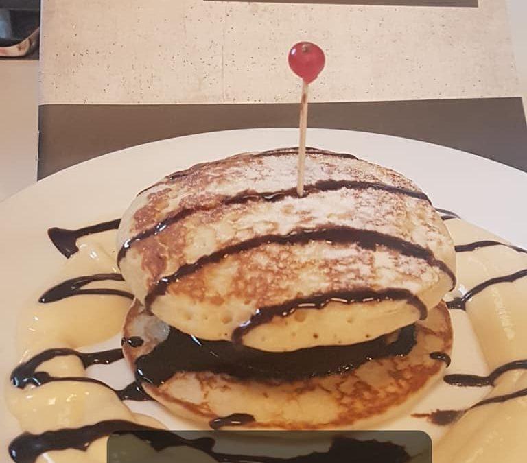 Kalicious Pancake Burger